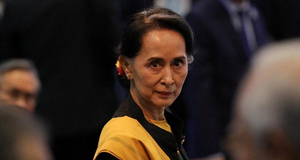 Aung San Suu Kyi, Myanmar's 'hero', holds anti-free market views