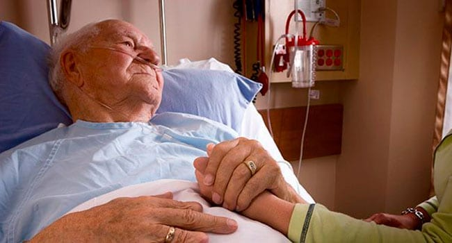 What happens when a hospice rejects medical assistance in dying?