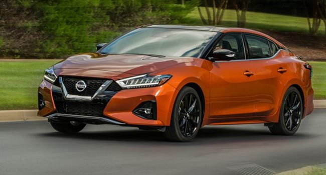 All-wheel-drive Altima makes the all-sedan team