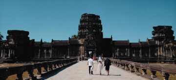 Angkor Wat: remote, mysterious and architecturally inspiring