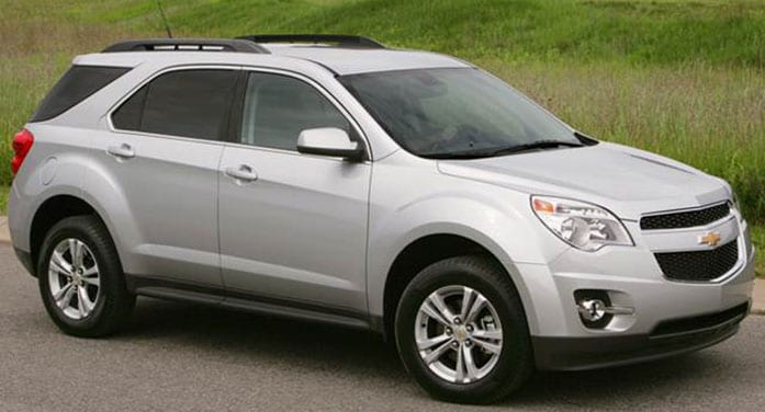 Buying used: six-cylinder 2011 Chevrolet Equinox a better bet
