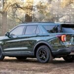 2022 Ford Timberline Explorer