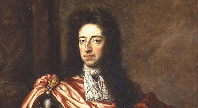 William of Orange was no charmer but he left a lasting legacy