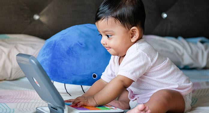 Study finds link between gut bacteria and enhanced cognition in infant boys